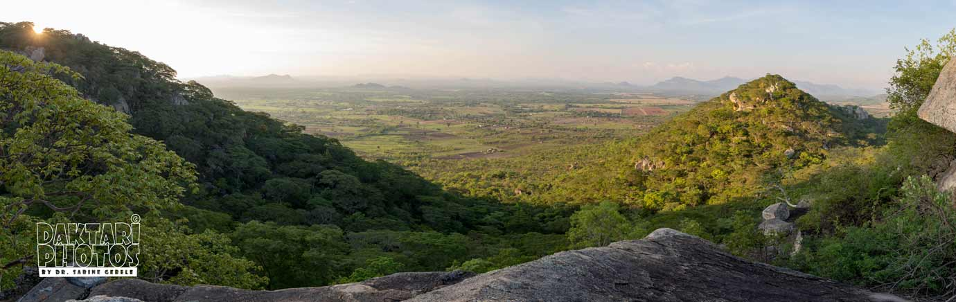 Eastern Highlands Panorama