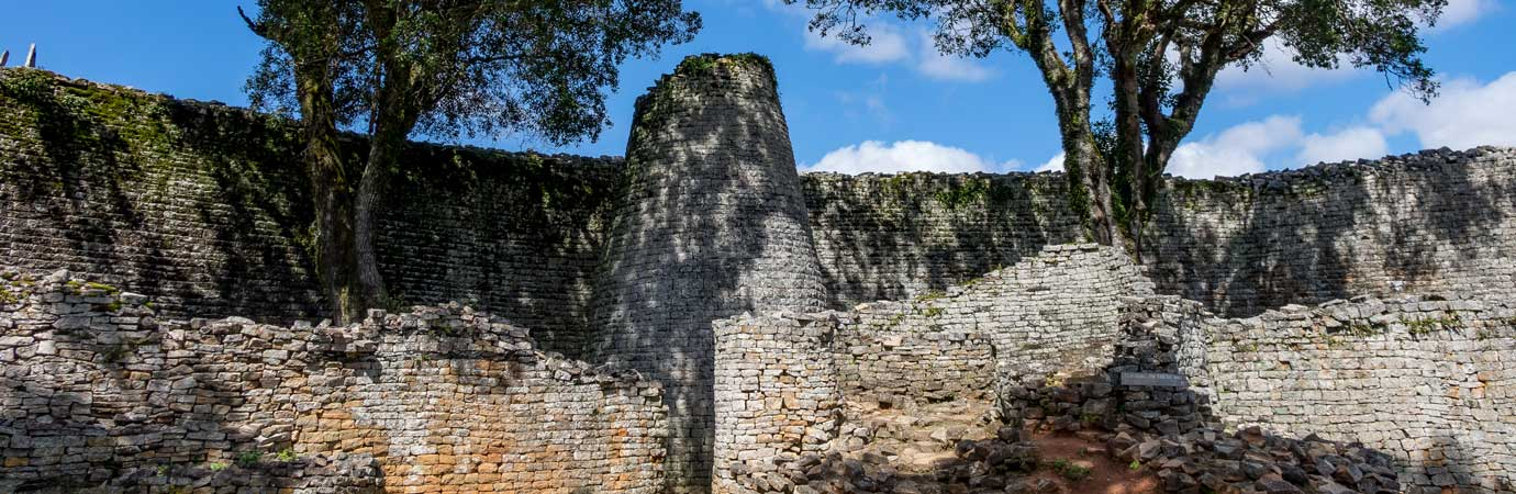 Great Zimbabwe Conical Tower