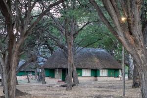 Hwange National Park Main Camp - Lodges