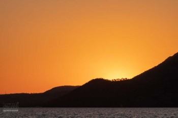 Sunset Cruise at Kariba