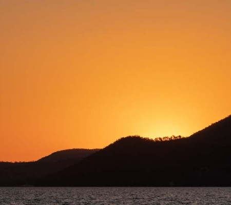 Sunset Cruise bei Kariba