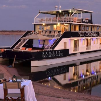 Lake Kariba Cruise, Mana Pools Safari and Victoria Falls